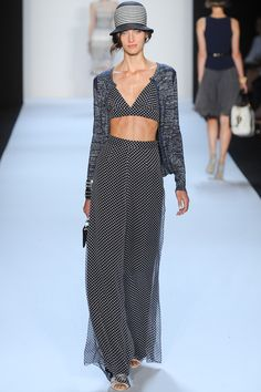Badgley Mischka | Spring 2014 Ready-to-Wear Collection | Style.com