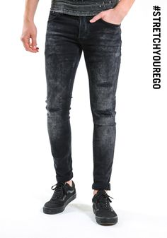 Chasin' EGO Slim Julian Jeans | The Official Online Store