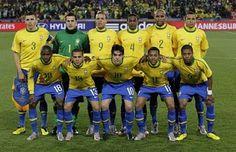 Toque Esportivo: Junho 2010 Seleção Brasileira de 2010