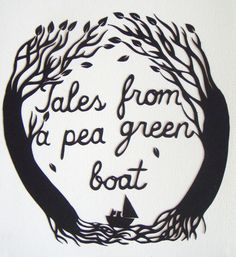 Paper cutting by Sarah Dennis