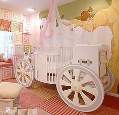 Designer Baby Crib