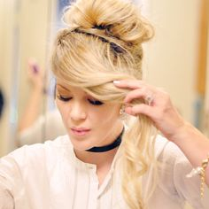 Get a Modern Day Cinderella Look | Hair & Makeup Tutorial