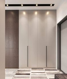 54 Astonishing Wardrobe Design That Can Try In Your Home Wardrobe Door Designs, Wardrobe Design Bedroom, Bedroom Cupboard Designs, Bedroom Cupboards, Wardrobe Doors, Closet Bedroom, Painted Bedroom Furniture, Hallway Furniture, Piece A Vivre
