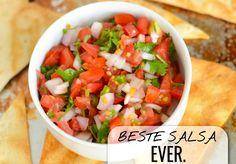Is salsa écht Antilliaans? Nee… maar zeker wel Caribisch! Op de Dominicaanse republiek en Puerto Rico is salsa 'every day food' – en waarom ook niet? Het is heel gezond, hee…