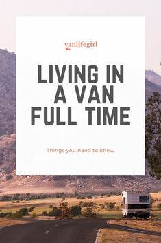 Are you wondering what it's like living in a van full time? Read this post to find out how I live, travel and work in a van conversion. Building A Tiny House, Tiny House Plans, Motorhome Living, Motorhome Fun, Pop Up Shop, Tiny House Family, School Bus Conversion, Shops, Van Living