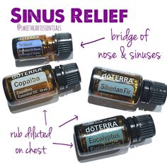 12 Natural Remedies for Congestion Relief and Stuffy Nose - Happy Healthy Tree Essential Oils For Asthma, Oils For Sinus, Essential Oil Uses, Natural Asthma Remedies, Cold Remedies, Copaiba, Doterra Essential Oils, Doterra Blends, Sinus Congestion Relief