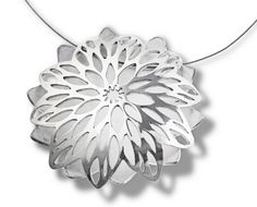 Rui Kikuchi Petal Pendant Jewellery At Definite Style