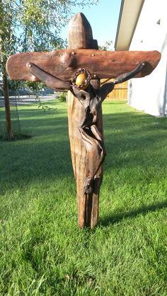 Driftwood, Garden Art, Drift Wood, Yard Art