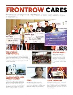 Multi-level marketing firm Frontrow recently hosted a fun run to raise funds to support young cancer patients. Self Employment, Raise Funds, Multi Level Marketing, One In A Million, Earn Money, Affiliate Marketing, Health And Beauty, Anti Aging, Hold On