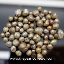 73.37ct  Natural saltwater Pearls