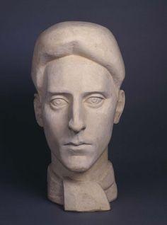 Portrait of Jean Cocteau (Retrato de Jean Cocteau) Jacques Lipchitz Druskieniki, Lituania, 1891 - Capri, Italia, 1973