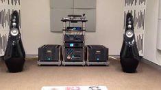 Vivid Audio Giya G3 / Chord Electronics