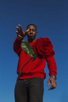 Colour Gel Photography, Portrait Photography Poses, Photography Poses For Men, Fashion Photography Inspiration, Girl Photography, Creative Photography, Dark Portrait, Men Photoshoot, Black Man