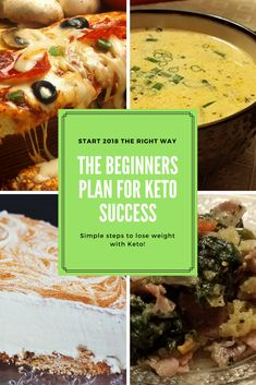 The Complete Beginners Plan For Keto Success Lose Weight, Keto, Success, How To Plan
