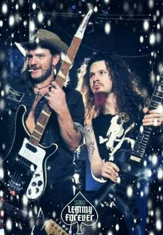 Lemmy & Dimebag