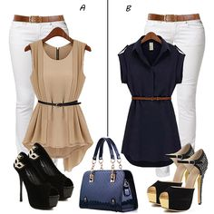 Awesome Sleeve less outfits  Find More----> http://www.imaddictedtoyou.com/