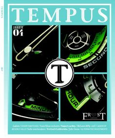 Tempus Magazine magazine on Magpile