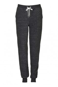 Womens TALL Brushed Joggers – Charcoal, Charcoal