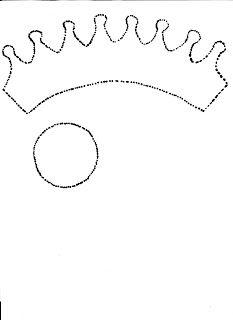 Manualidades Dalay: Diy: Diademas para niña en forma de Corona