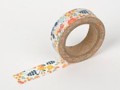 02 wedding bouquet Washi tape -floral washi-craft supplies-card making- party supplies- planner washi-weddings-Love My Tapes-Dailylike by LoveMyTapes on Etsy