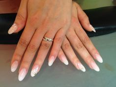 Oval Nails Short