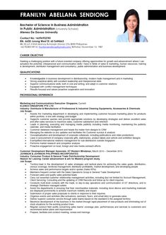 job application resume templates