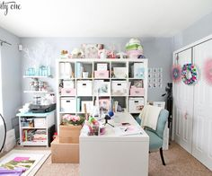 home office craft room ideas. Contemporary Craft How To Clean Calcium Off Faucets Home ToursOffice IdeasHome Decor  IdeasBedroom  Throughout Office Craft Room Ideas N