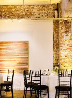 Amazing art gallery reception; Photo by Abby Jiu