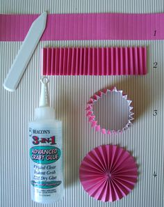 Tool Talk: Scoring Board for card rosettes How To Make Rosettes, How To Make Paper, Scrapbook Paper Crafts, Scrapbooking, Paper Crafting, Quilling Tutorial, Card Making Tutorials, Making Tools, Envelope Punch Board