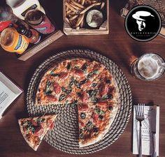 Hafta sonunda, kendinizi bu nefis pizzayla şımartmaya ne dersiniz? ;) #davidpeople #indulgeyourself