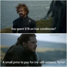 You don't have to try so hard, Jon