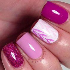 ✪ Uñas Cortas Decoradas ✌️ Mejores diseños y Tendencias actuales Nail Polish, Nails, Beauty, Ideas, Polish Nails, Trends, Nailed It, Short Nails, Nail Art