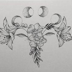 Resultado de imagem para tatuagem de utero