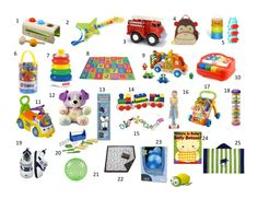 25 Gift Ideas For A First Birthday Party
