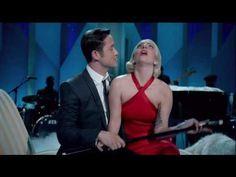 Lady Gaga - Joseph Gordon-Levitt Baby It's Cold Outside - YouTube