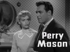 What I wouldn't give to see my Dad laying in the floor watching an episode of Perry Mason :(