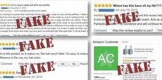 on entend de plus en plus des clients sur le web, qui dénoncent des actes trompeurs de la part des vendeurs. La technologie a permis de diffuser de faux avis sur les sites web Amazon Reviews, Online Reviews, Walmart Online, Le Web, Article Writing, How To Apply, Positivity, Sayings, Stuff To Buy
