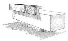 reception desk design - Google Search