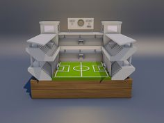 English Stadium by Rocco Gallo
