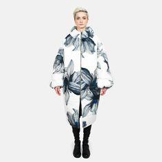 COATS & JACKETS - Ioana Ciolacu Duster Coat, Fall Winter, Coats, Jackets, How To Wear, Fashion, Down Jackets, Moda, Wraps