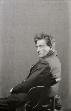 Man Ray,     Antonin Artaud, Paris     1926