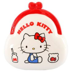 834b5a3a6f Hello Kitty pouch form money box ☆ Sanrio sexagenary cycle series black cat  DM service impossibility