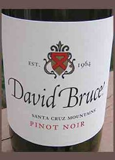 David Bruce Pinot Noir - one of our favorites that we turn to for bringing a bottle to dinner parties and holidays. Online Wine Shop, I Love The World, Temecula Wineries, Pinot Noir Wine, Wine Sale, Wine List, Dinner Parties, Fine Wine, Wine Recipes