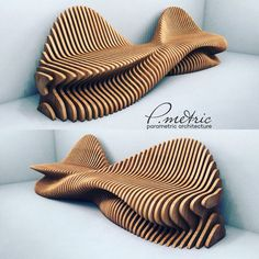 Parametric sofa by Pmetric on Etsy