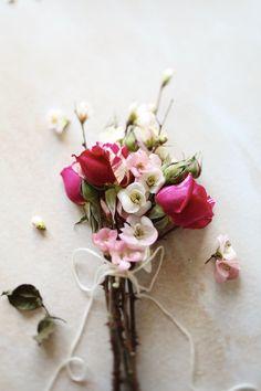 pretty little bouquet