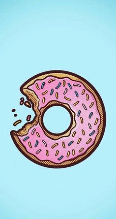 In love with mine & donuts