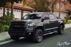Nice Toyota Tundra …