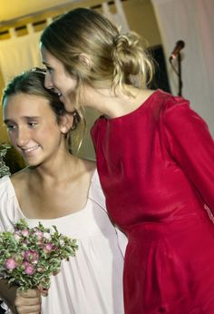 La boda de Carmen | Casilda se casa