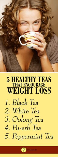 5 Amazing Teas That Encourage Weight Loss | Posted By: AdvancedWeightLossTips.com |