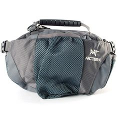 Arcteryx Unisex Waterproof Ripstop 8L Handy Messenger Bags Red - FixShippingFee- - TopBuy.com.au
